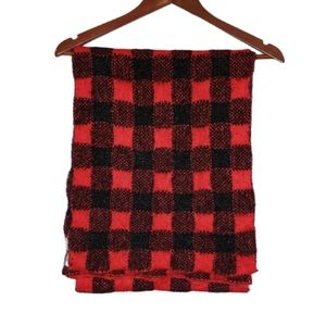 Collection Eighteen Red and Black gingham …